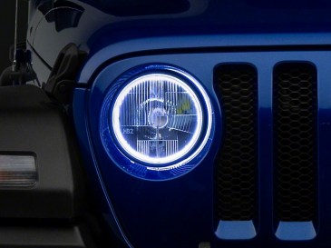 HALO HID HEADLIGHT KIT -JEEP JL/JT