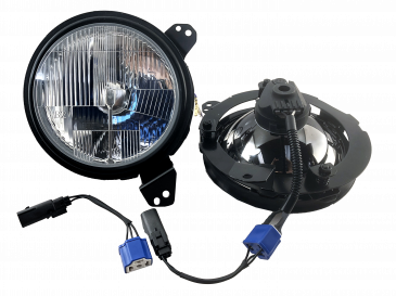 WATERPROOF LED HEADLIGHT KIT -JEEP JL/JT