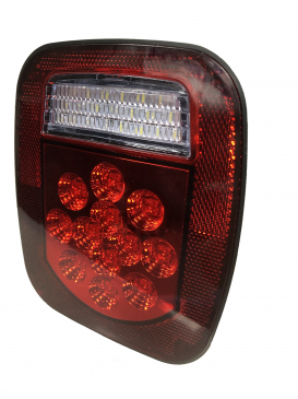 Tail Light - LED Left - 4-Fuction