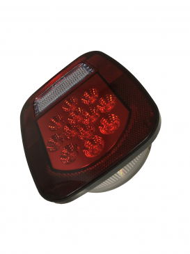 Tail Light - LED Right - Universal 3-Function