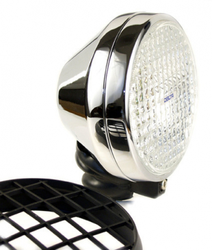 500 SERIES COMPETITION  FLOOD LIGHT CHROME
