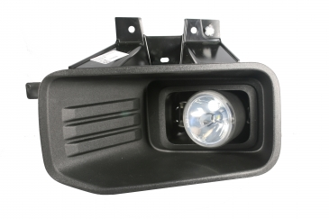 """BULLET"" LED FOG LIGHT KIT W/ GREEN HALO (2 EA)"