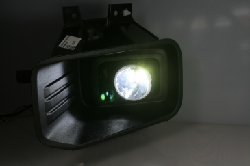 """BULLET"" LED  FOG LIGHT KIT WITH HALO (2 EA)"