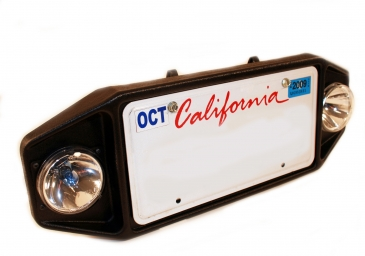 Licence Plate LED Driving Light Kit