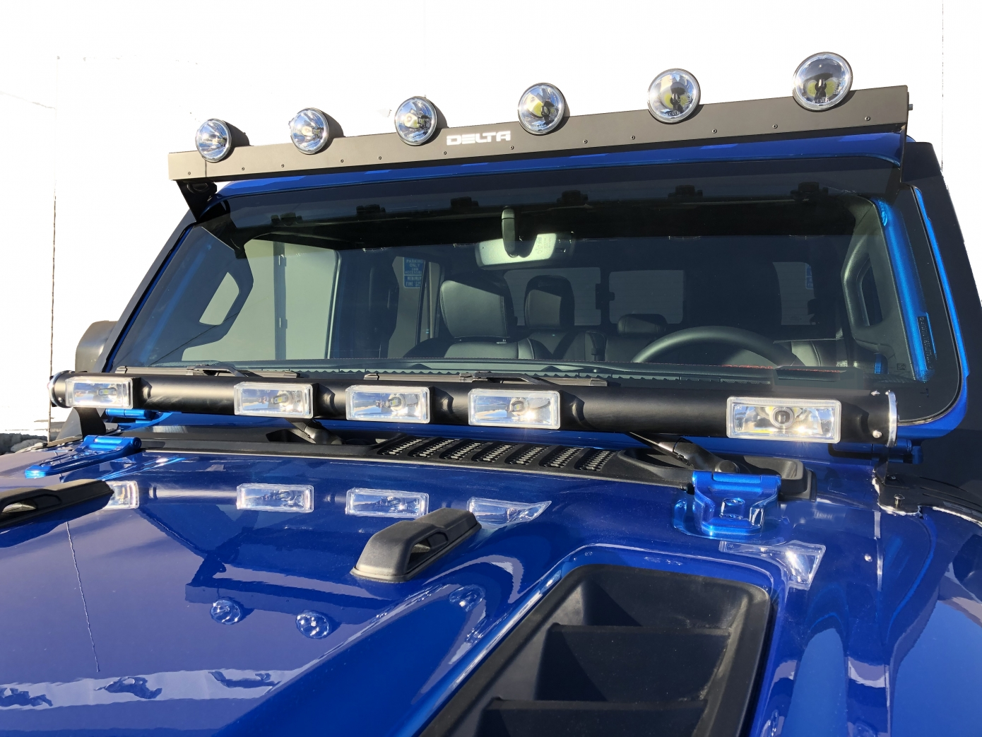 HORIZON BULLET LED LIGHT BAR